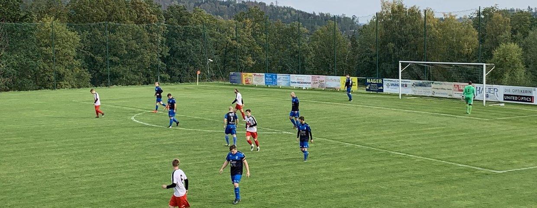 Pflichtsieg gegen SV Eisgarn geglückt