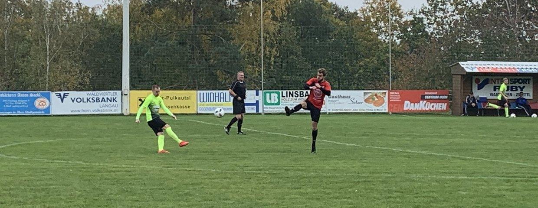 Bittere 4:1 Niederlage in Mallersbach (U23 gewinnt 3:0)