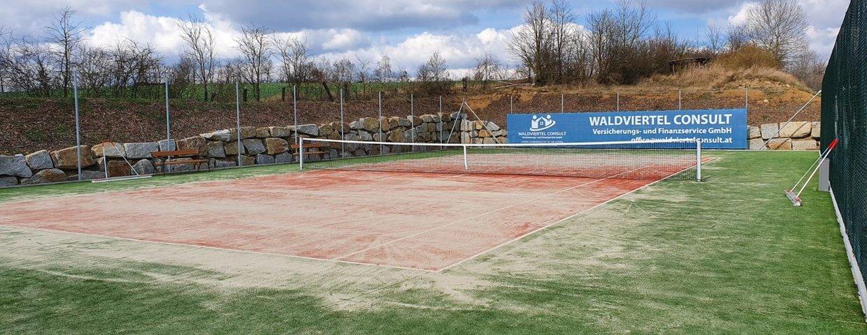Tennis spielen wieder möglich